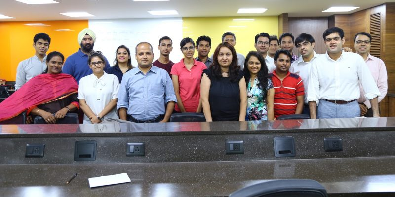 a session on marketing automation