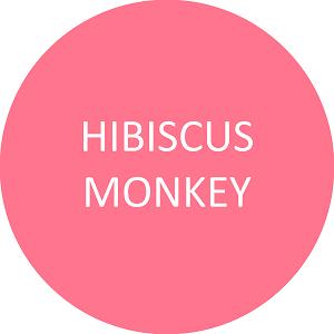 Hibiscus Monkey